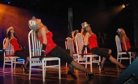Rewia zaprezentowała także najnowsze tańce, którymi zdobyła laury na festiwalach