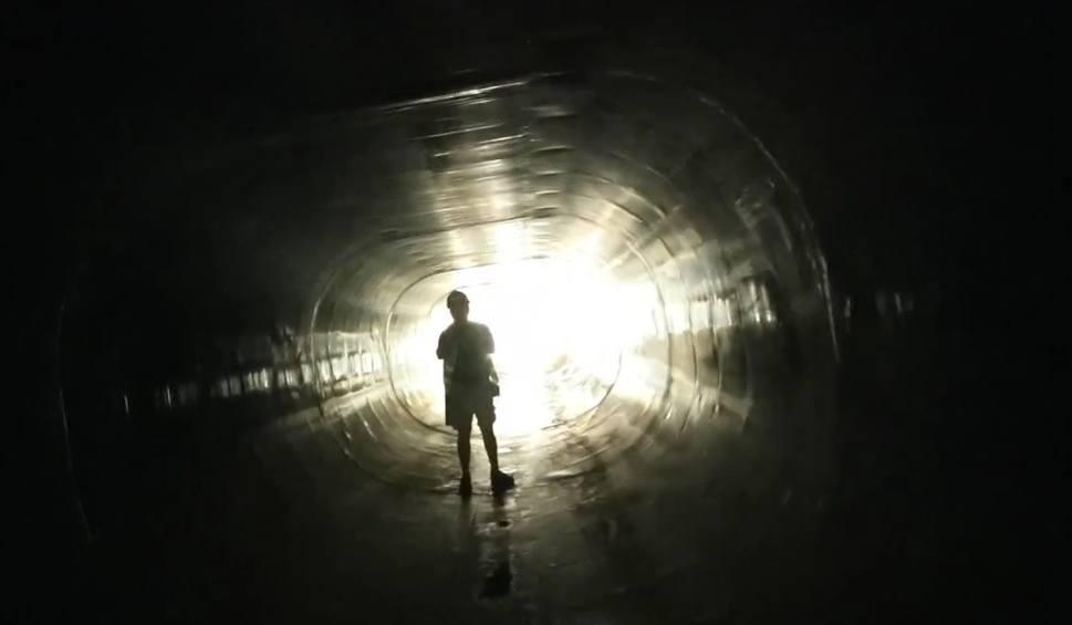 Film do artykułu: Poznań: Naprawiają największą rurę w mieście - zobacz, jak wygląda w środku Kolektor Prawobrzeżny I [WIDEO]