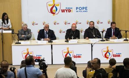Konferencja przed rozpoczęciem Światowych Dni Młodzieży 2016