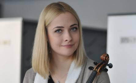 Jednym z największych marzeń Amelii Maszońskiej są dobre skrzypce