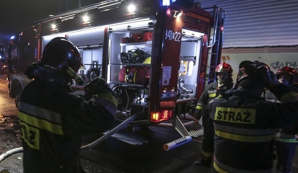 Film do artykułu: LUBUSKIE Zapaliło się poddasze domu. W pożarze zginął mężczyzna