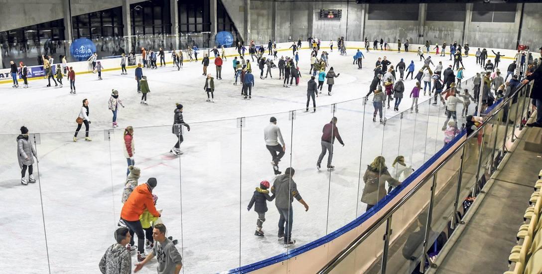 297 miejsc na widowni nowego Torbydu. Wielu mieszkańców uważa, że to stanowczo za  mało, jeśli do miasta miałby wrócić hokej na lodzie.