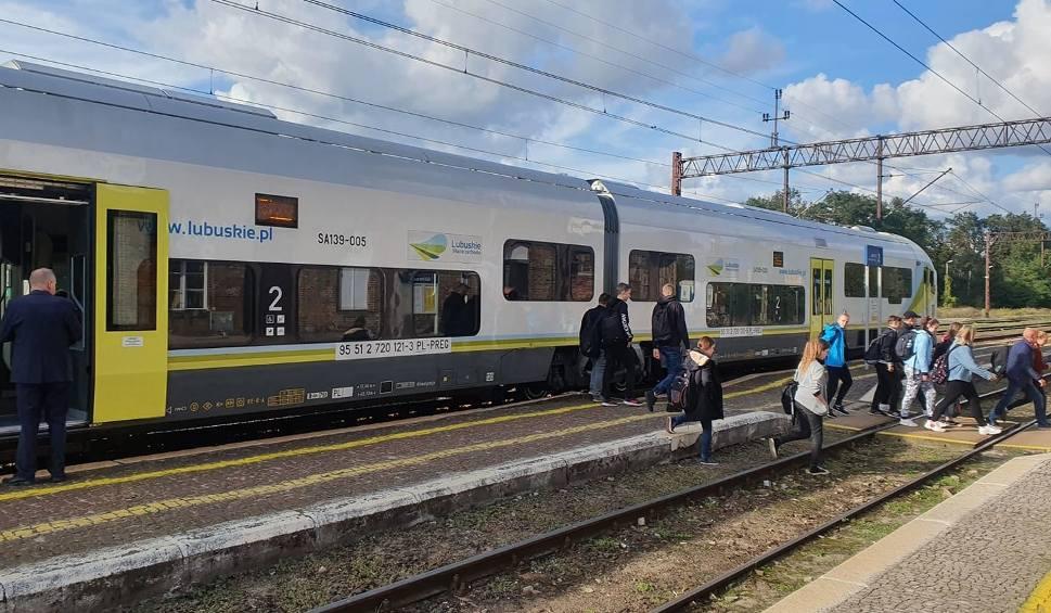 Film do artykułu: SULECHÓW/ BABIMOST Teraz pociągi pojadą szybciej. Co się zmieni na kolei?