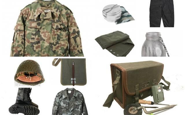 45fca1fb1a2ae1 Na ryby, biwak, do lasu i miejskiej dżungli. Zobacz hity z wojskowych  magazynów. Co i za ile można sprzedaje Agencja Mienia Wojskowego