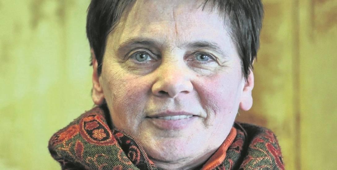 Janina Ochojska (63 l.) pracowała  jako astronom, potem założyła Polską Akcję Humanitarną