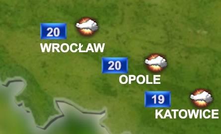 Prognoza pogody na 19 października