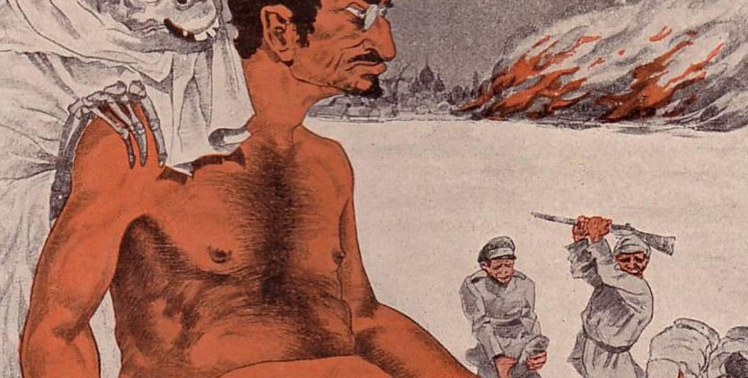 Pucz Lenina i Trockiego sto lat temu początkiem wielkiej dziejowej katastrofy