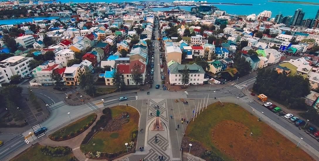 Reykjavik, zajął 2. miejsce w zestawieniu Expatistan.