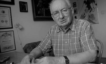 """Zbigniew Jujka nie żyje. Przez ponad pół wieku bawił swoimi obrazkami pokolenia czytelników """"Dziennika Bałtyckiego"""""""
