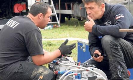 Krzysztof Hołowczyc, który w Baja Poland na MINI ALL4 Racing zwyciężał w latach 2012, 2014 i 2015, w tym roku również jest jednym z faworytów rajdu