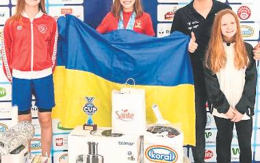 Katarzyna Krauze (Znicz) na 2. stopniu podium w Szczecinie