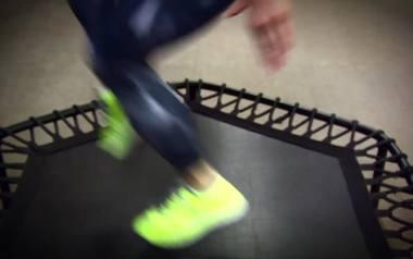 Trening na trampolinach coraz popularniejszy. Przez godzinę można spalić 1000 kalorii