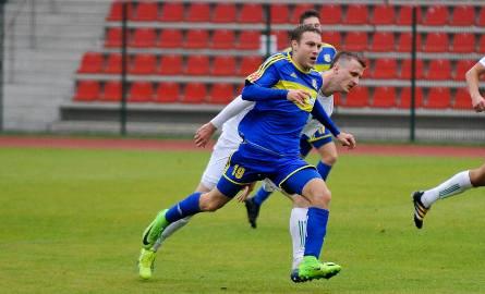 Trafienie Dominika Bronisławskiego było jedynym golem dla Stali w starciu z rezerwami Górnika.
