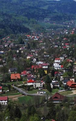 Brenna. To wieś na Śląsku Cieszyńskim, niedaleko Wisły i Ustronia