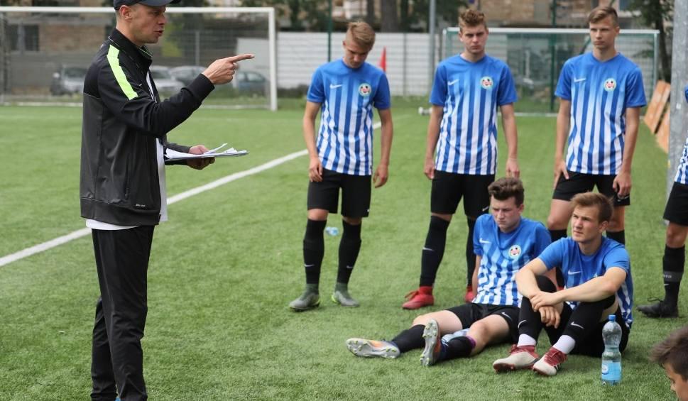 Film do artykułu: Centralna Liga Juniorów U-17. AP Talent Białystok zdominował stawkę w regionie i powalczy o awans [ZDJĘCIA, WIDEO]