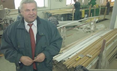 """Pracownicy """"Mixpolu"""" wiedzą, że gdyby nie Dieter Przewdzing, dziś, zamiast na etatach, byliby na zasiłkach."""