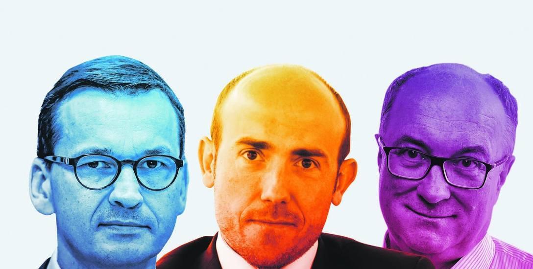 Co Śląskowi i Zagłębiu da polityczne trio, które właśnie wysłaliśmy do Sejmu?