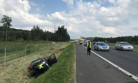 W ciągu czterech dni długiego weekendu na drogach województwa śląskiego doszło do 52 wypadków