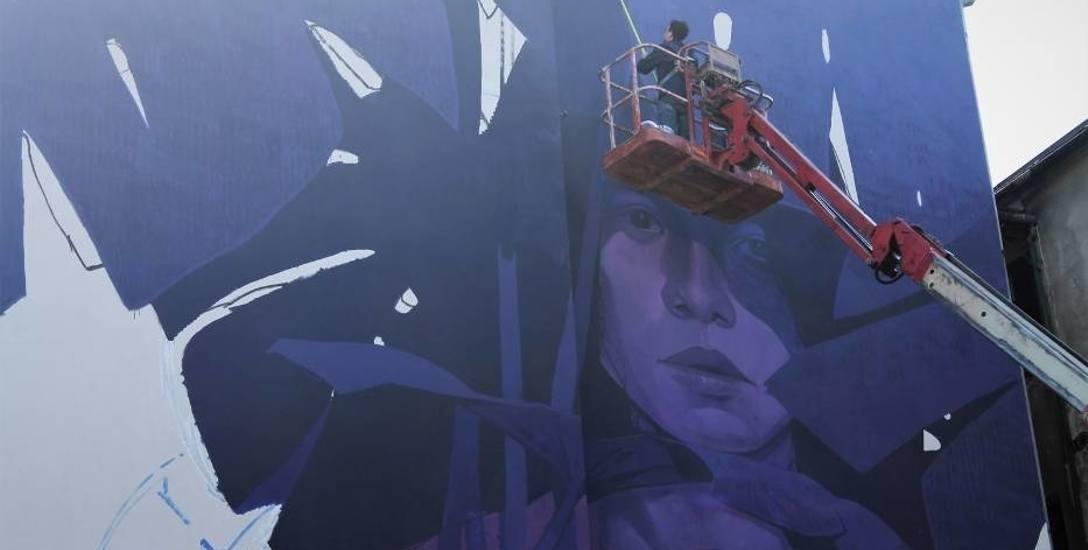 Bielsko-Biała słynie z murali