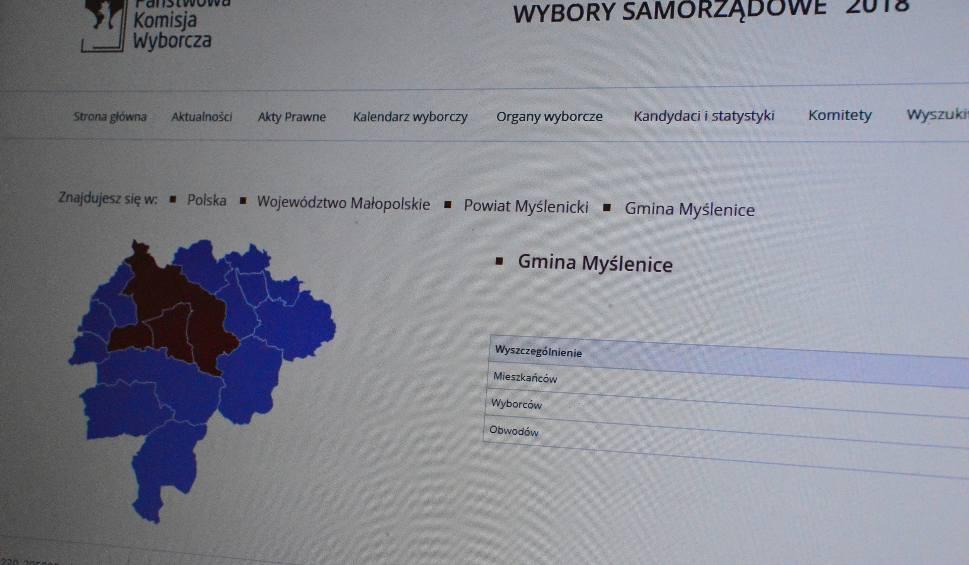 Film do artykułu: Gmina Myślenice. 75 kandydatów na radnych i 3 na burmistrza