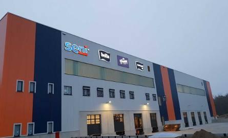 Centrum logistyczne w Biesenthal jest w stanie obsłużyć każdego dnia na obszarze 54 tys. m kw. przeładunek ponad 1000 palet