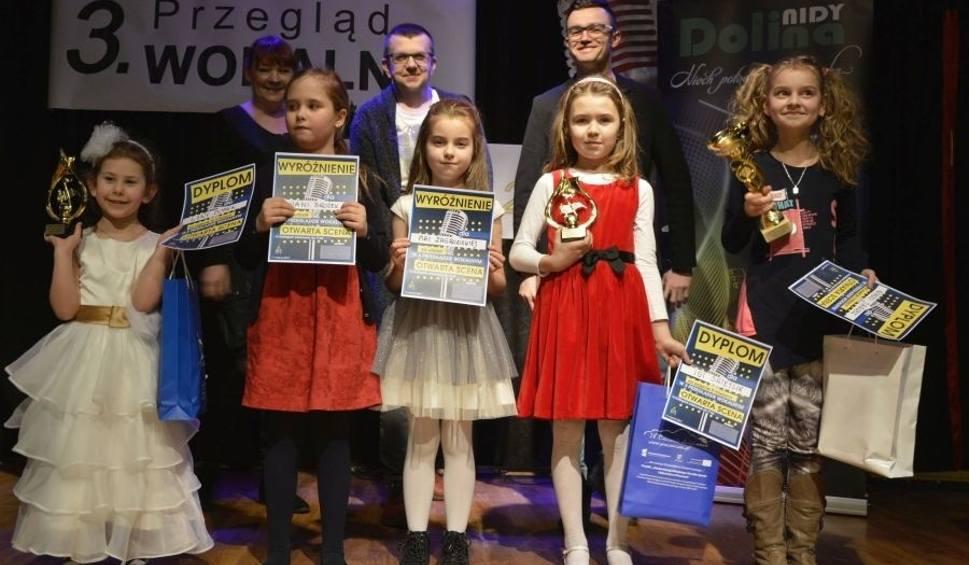 Film do artykułu: Konkurs wokalny Otwarta Scena w Pińczowie, czyli niesamowite emocje i nietuzinkowe talenty