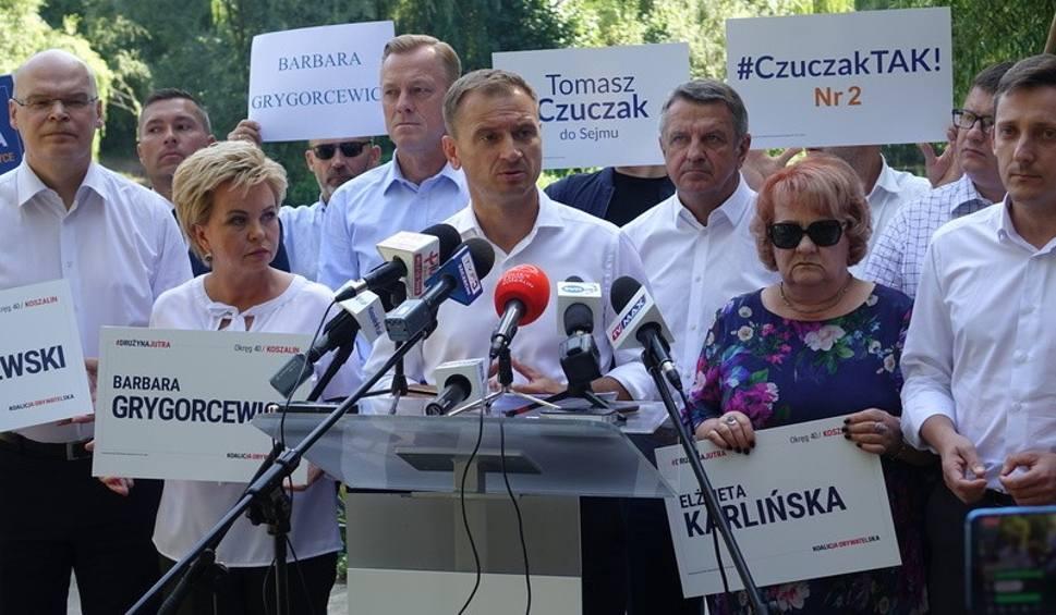 Film do artykułu: Koalicja Obywatelska z Koszalina nastawiona na wygraną [WIDEO]
