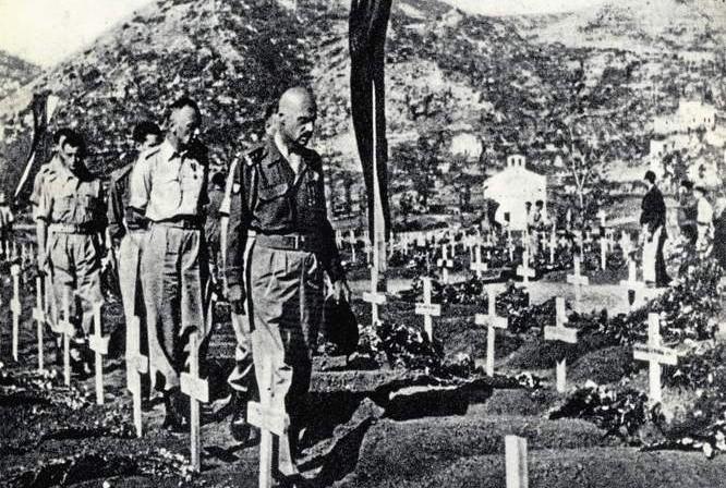 W bitwie pod Monte Cassino zginęło ponad 900 żołnierzy gen. Władysława Andersa.