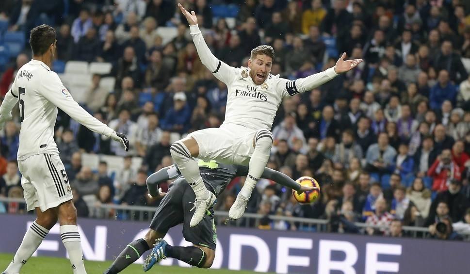 Film do artykułu: Real Madryt – Sevilla CF, La Liga [19.01.2019, gdzie oglądać w tv, transmisja, stream, online, na żywo, wynik meczu]