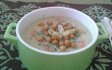 Zupa krem z cukinii: prosta i pyszna.