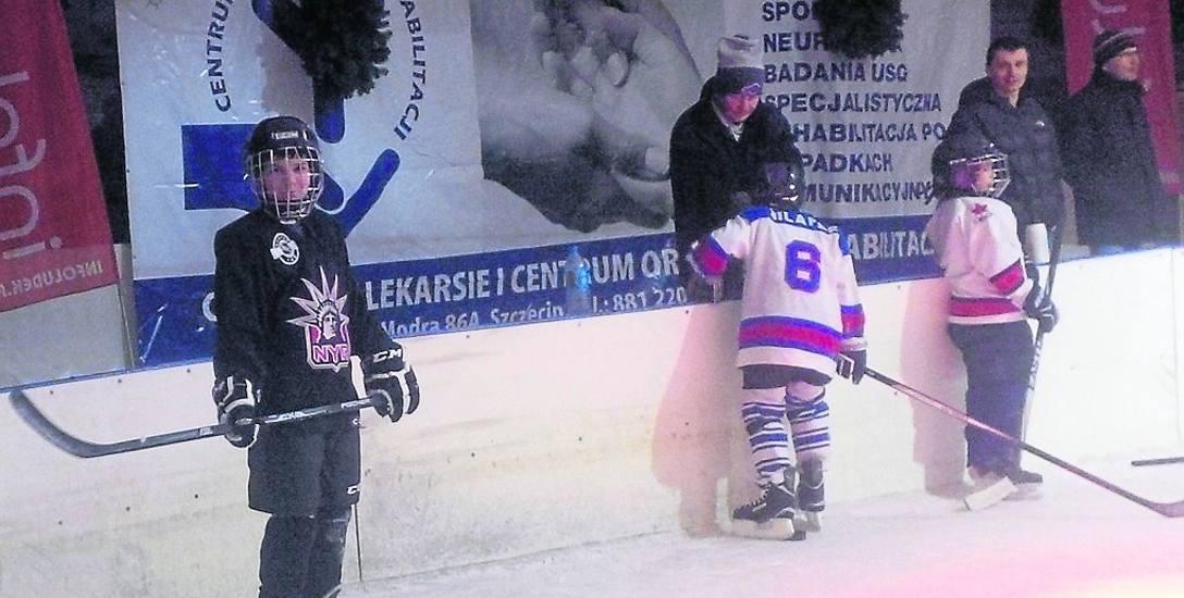 Dzieci z Mierzyna trenują hokeja na Gubałówce i w Schwedt