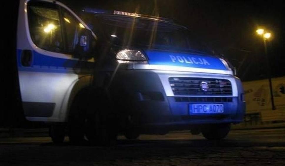 Film do artykułu: Wypadek w Przybysławicach. Pieszy wbiegł pod koła?