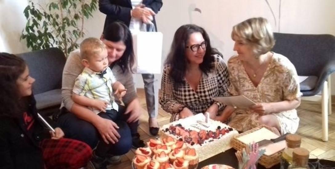 Cukinia, centrum pomocy dla skrzywdzonych i potrzebujących dzieci świętuje pierwszy rok działalności