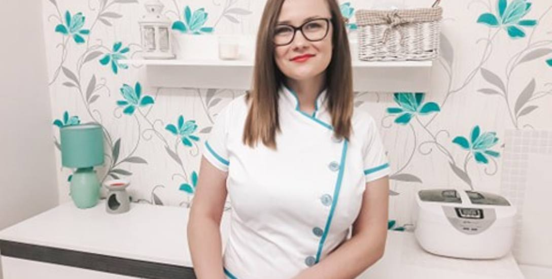 Kosmetyczka Magdalena Fórmaniak przed epidemią zaczęła urlop macierzyński, ale to tylko częściowo ją ratuje