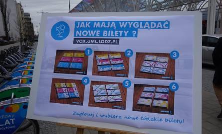 Nowe bilety MPK Łódź. Łodzianie wybiorą nowe wzory [ZDJĘCIA, FILM]