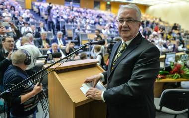 Prof. Edmund Wittbrodt został wybrany na nowego prezesa organizacji, pokonując w głosowaniu dr. Eugeniusza Pryczkowskiego