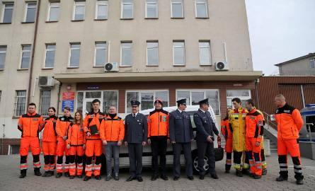 Grupa Ratownicza Nadzieja i Podlaska Służba Więzienna nawiązały współpracę