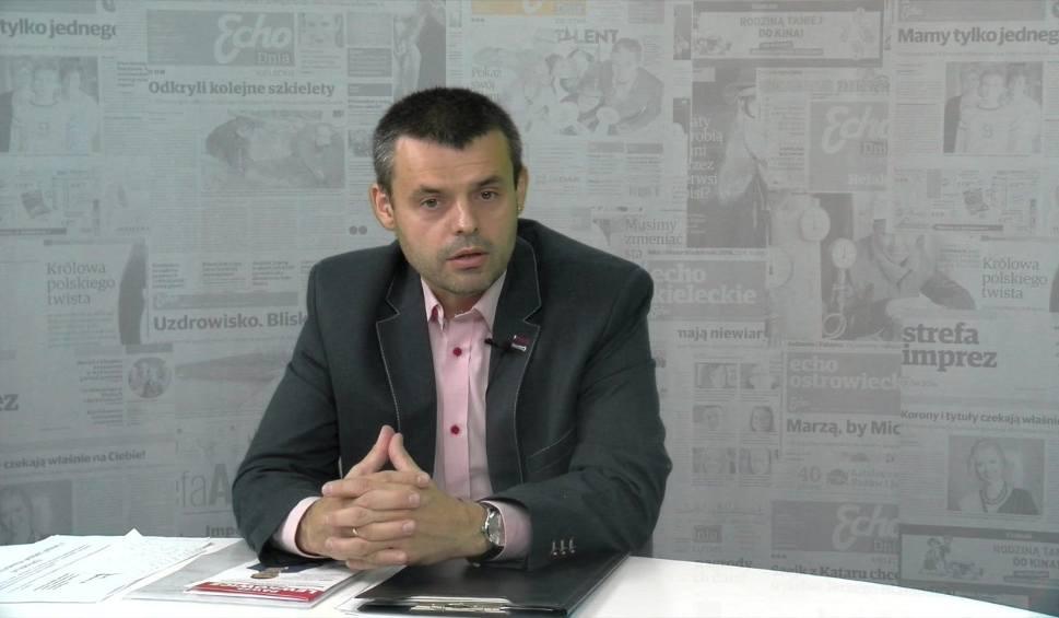Film do artykułu: Wybory samorządowe 2018. Jaka przyszłość Starachowic? Paweł Lewkowicz, kandydat na prezydenta [WIDEO]