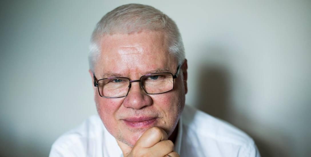 Prof. Jerzy Hausner: Ktoś musi powstrzymać drapieżców