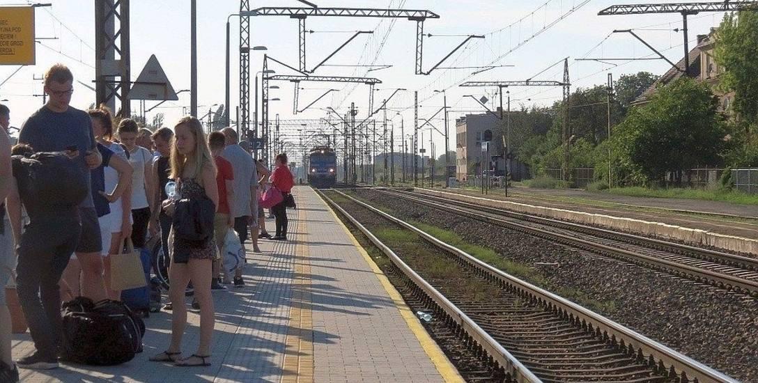 W ciągu najbliższych miesięcy ze stacji w Rąbinku nadal będą odchodzić pociągi  do wielu  miast w Polsce, w tym do Warszawy.