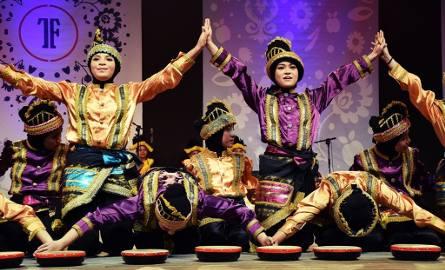 Uroczysta gala kończąca Międzynarodowy Festiwal Folkloru Oblicza Tradycji