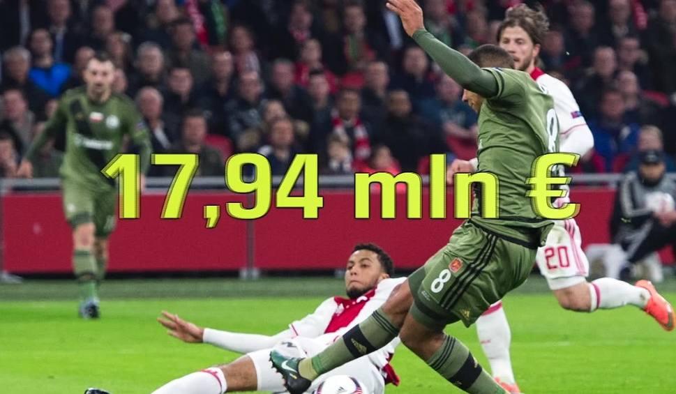 Film do artykułu: Legia rozbiła bank. Mistrz Polski za występy w pucharach zarobił niemal 18 mln euro!