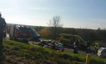 Tragiczny wypadek w Łopienniku. Wjechał w policjantów, trafił za kratki