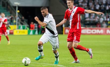 Legia z mistrzem Słowacji zmierzy się w Żylinie