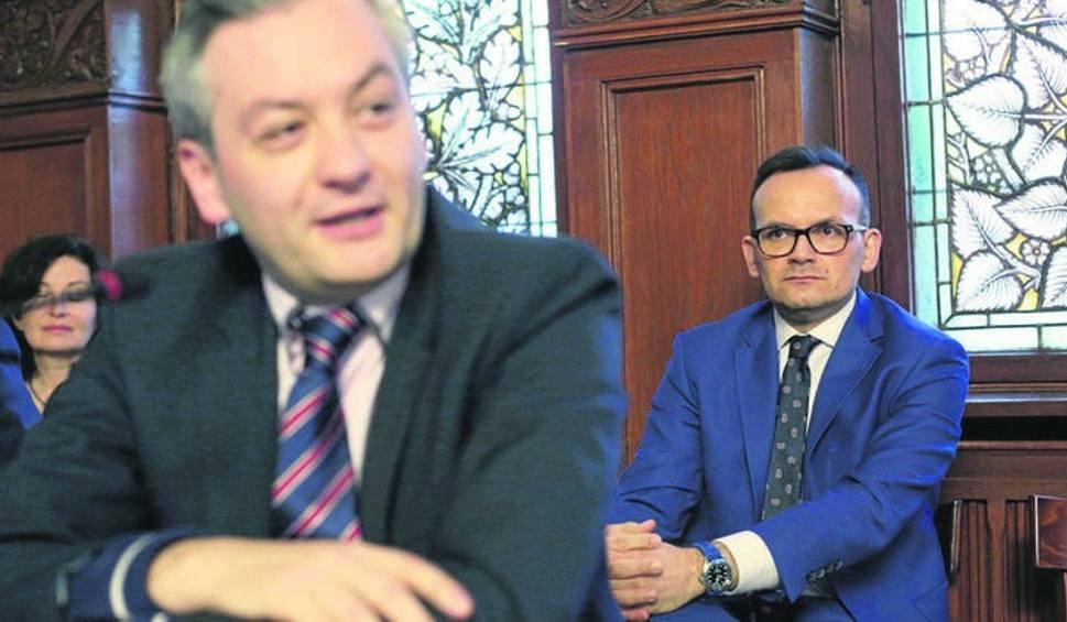 Film do artykułu: Strategiczna zmiana w strukturze ratusza w Słupsku. Ostatni współpracownik Roberta Biedronia w końcu poza urzędem