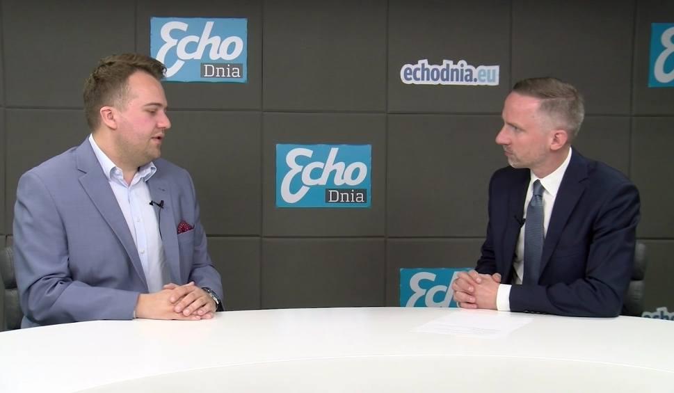 Film do artykułu: GOŚĆ DNIA Prezydent Materek zdradził, na kogo zagłosuje w wyborach europejskich