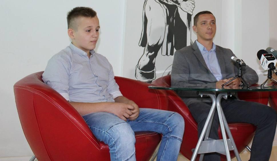 Film do artykułu: Tymoteusz Marcula, młody mistrz ze wsparciem klubu Pop Gym