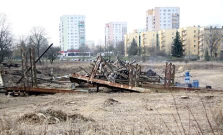 """Koniec ery """"szkieletora"""" przy ul. Jutrzenki. Czas na inwestycje (ZDJĘCIA)"""