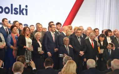 Premier Morawiecki w Łowiczu na obchodach Dnia Sołtysa