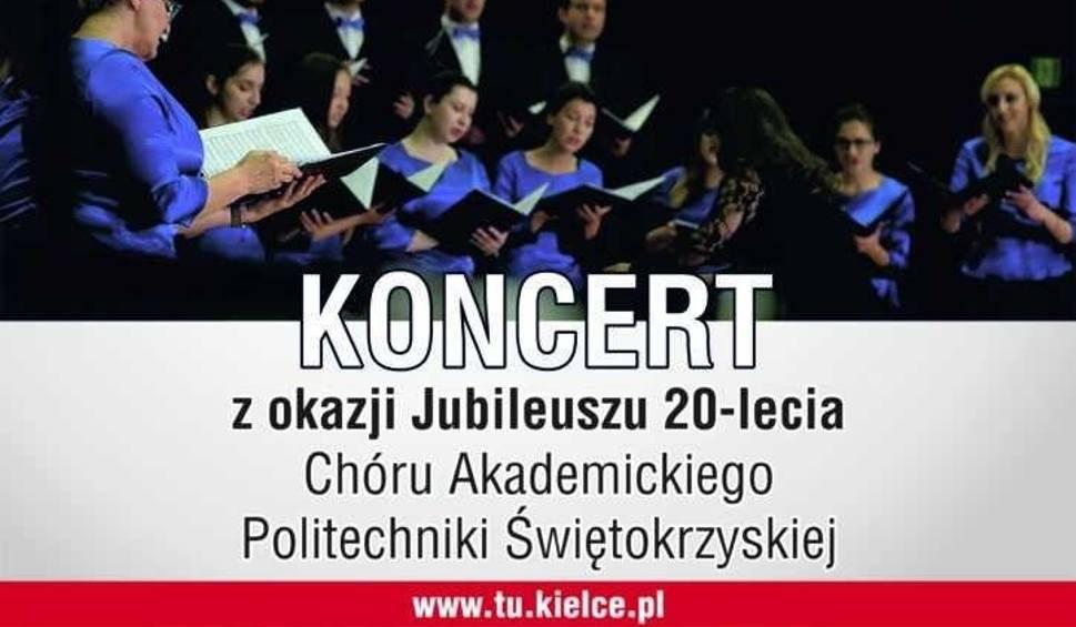 Film do artykułu: Wielki koncert jubileuszowy chóru Politechniki Świętokrzyskiej. Wystąpi z gwiazdami - Magdaleną Idzik i Renatą Drozd